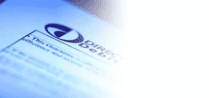 direct debit guarantee blend