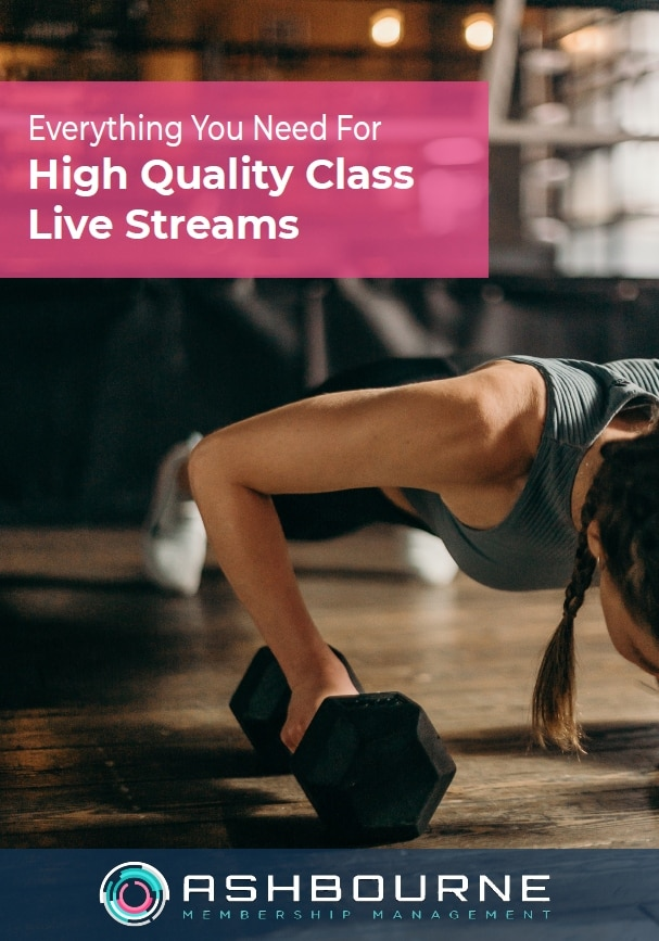 Everything You Need For High Quality Class Live Streams