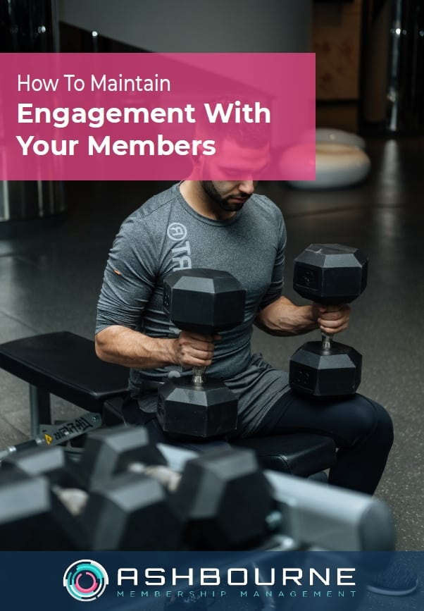 How To Maintain Engagement With Your Members