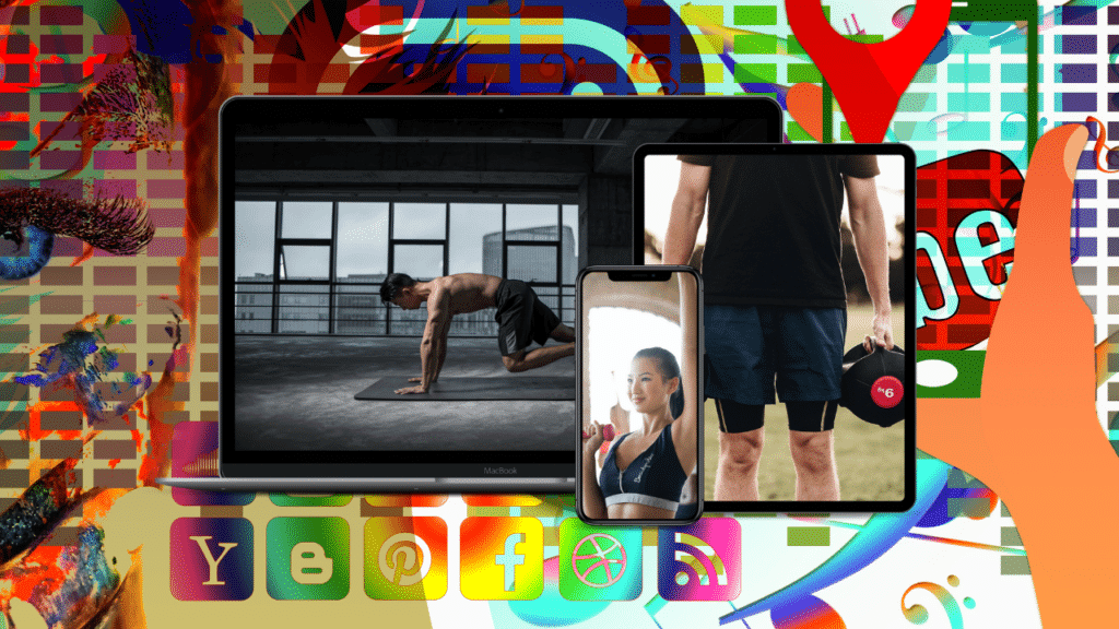 Online Fitness Classes For Gyms blog feature