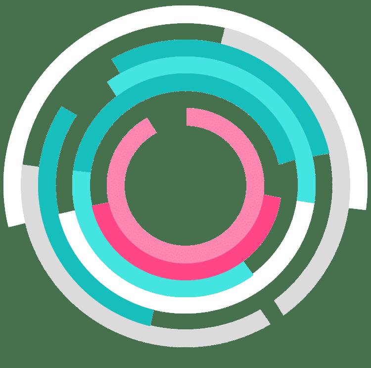 Ashbourne Logo White Orb